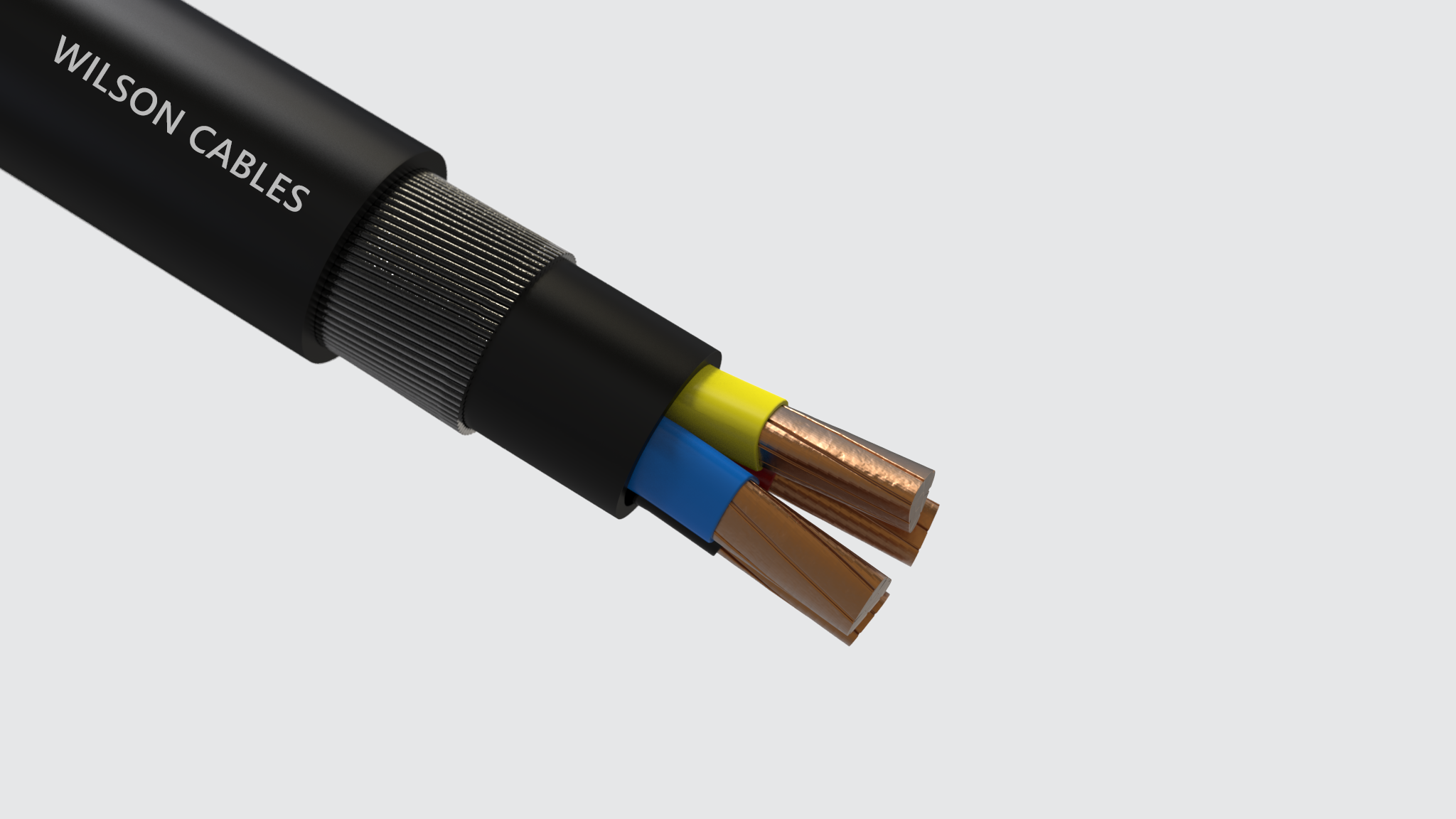 Wilson Cables Xlpe Insulated Pvc Sheathed Armoured Power